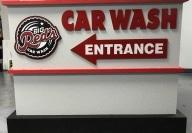 Big Red's Car Wash