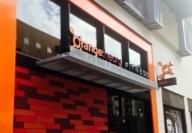 Orange Theory - Austin, TX (both signs)
