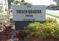 French Quarter Apartments