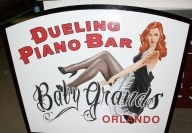 Baby Grands - Dueling Piano Bar