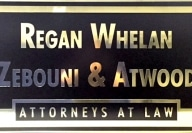Regan Whelan Zebouni & Atwood Attorneys at Law