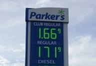 Parker's Gas Station